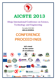aicste 2013 cover