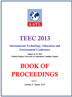 teec2013 book of proceedings august 2013